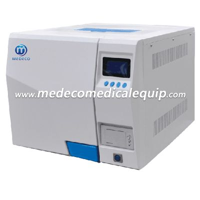 Pulsating Vacuum Desktop Steam Sterilizer ME-TM-XD12DV/XD20DV/24DV