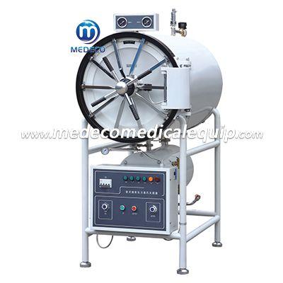 Horizontal Cylindrical Pressure Steam Sterilizer ME-WS-90YDA