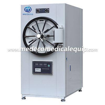 Horizontal cylindrical pressure steam sterilizer ME-WS-150YDB