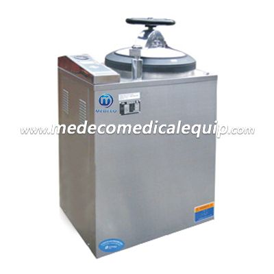 Vertical Pulse Vacuum Steam Sterilizer ME-LS-50HV
