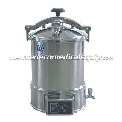 Portable Pressure Steam Sterilizer ME-YX-18HDD