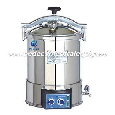 Portable Pressure Steam Sterilizer ME-YX-18HDJ