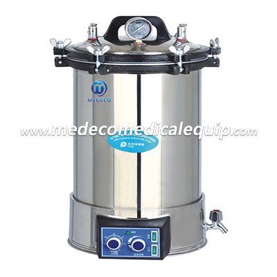 Portable Pressure Steam Sterilizer ME-YX-18LD ME-YX-24LD