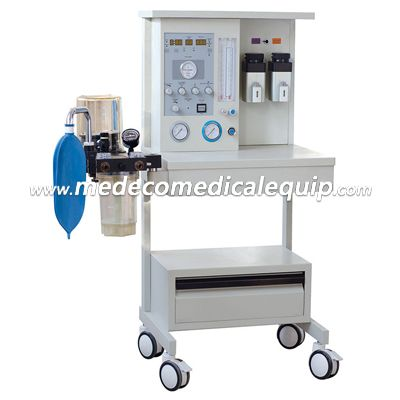 Anesthesia machine ME01-II with two vaporizers