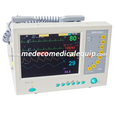 Biphaisc Defibrillator ME-8000B
