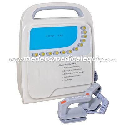 Biphaisc Defibrillator ME-8000A