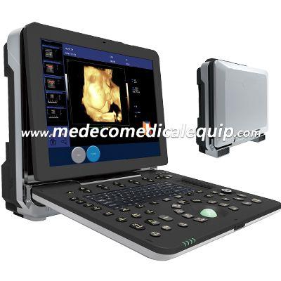 Portable Color Doppler 4D Ultrasound scanner ME-P6