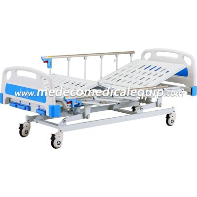 Multifunctional Bed With  Foldable Side Rail MEA3W
