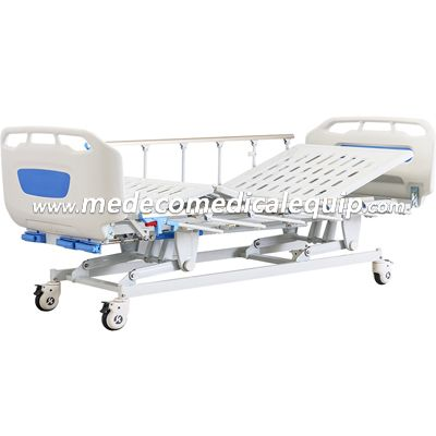 Folding Bed For Patient With Foldable Side Rail MED3W