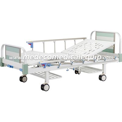 Moving Hospital Bed With Shoes Holder MET2K