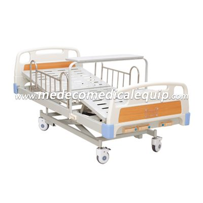 Manual Adjustable Crank Hospital Bed ME018