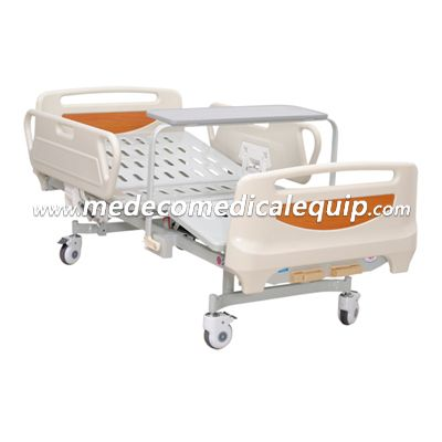 2 Crank ABS Side Rail Hospital Manual Bed ME19