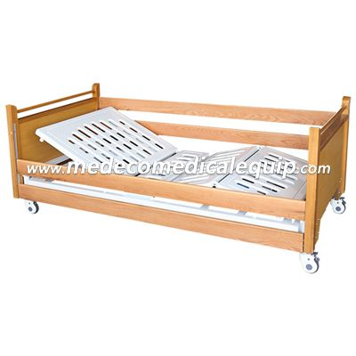 Hospital Home Care Manual Bed With Adjustable Backrest ME10-2