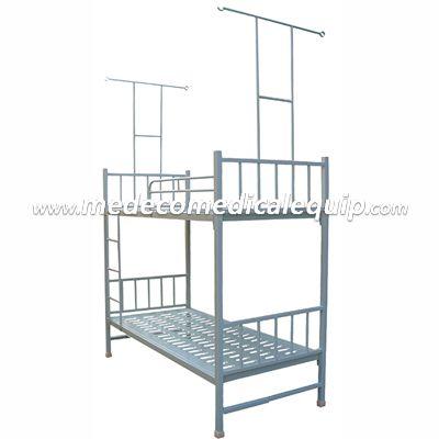 Steel Double Bunk Bed MEX06