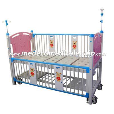 Hospital Double Crank Manual Children Medical Bed MEX03-2