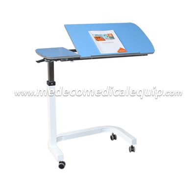 Adjustable Hospital Over Bed Dinning Table MEH042-101 (O)