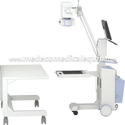Vet Mobile Digital Radiography System MEVET1010 Series