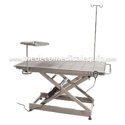 Veterinary Clinic Constant Temperature Version Stainless Steel Pet Operating Table ME028