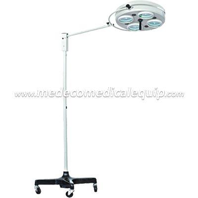 Hospital Instrument Halogen Operating Lamp Medical Light Surgical Lamp (L734 Mobile type)