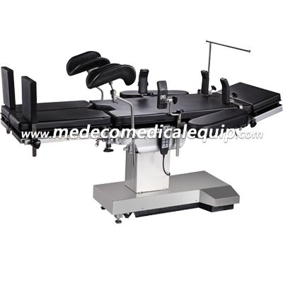Surgical Bed Electric Hydraulic Operating Table Dt-12E New Type with Remote Control