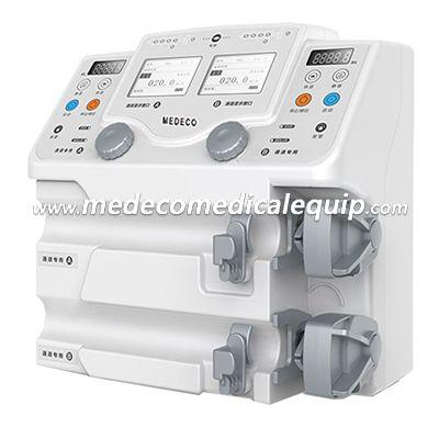 Double Channel Syringe Pump ME-810T(ME-810TU)