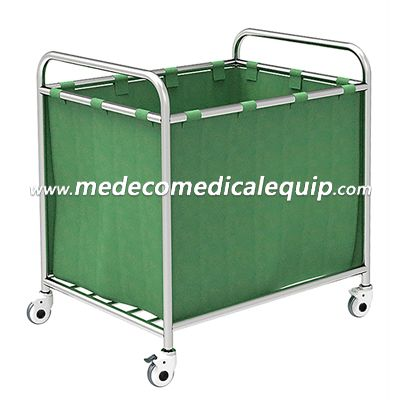 Stainless Steel Laundry Trolley ME040