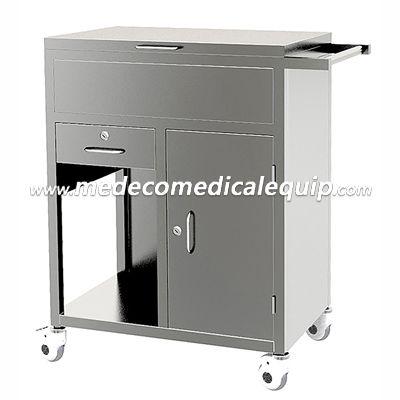 Stainless Steel Emergency Metal Trolley ME019