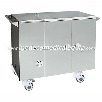 Stainless Steel Insulated Food Cart ME012