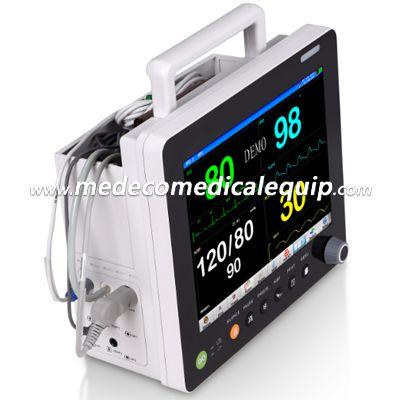 12 Inch White Color Patient Monitor ME-7000D