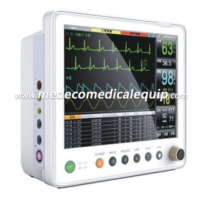 12 Inch White Color Patient Monitor ME-7000A