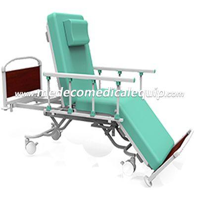 Hospital Bed Medical Manual Bed Dialysis Equipment Manual Dialysis Bed Model ME380